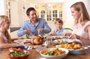 Tischregeln und Tisch-Manieren